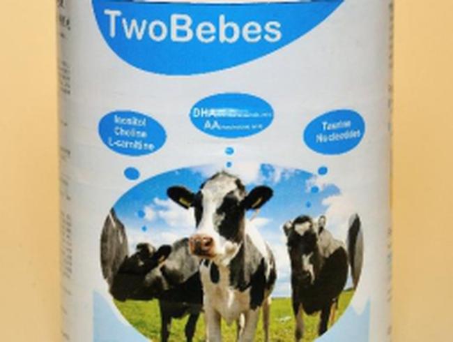 Cảnh báo sữa bột TwoBebes Growing-up milk 3 bị nghi nhiễm khuẩn