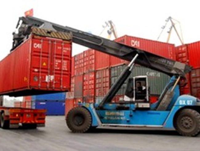 Tỷ lệ nhập siêu/xuất khẩu 7 tháng khoảng 0,09%