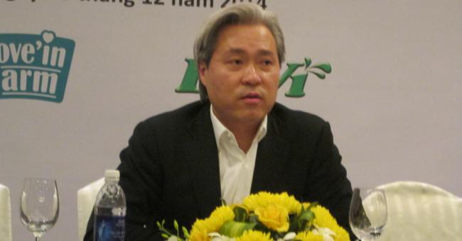 """Ông Don Lam: """"Chứng khoán năm 2015 sẽ tốt hơn 2014!"""""""