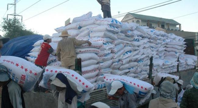 Nhập khẩu phân bón từ Trung Quốc giảm mạnh