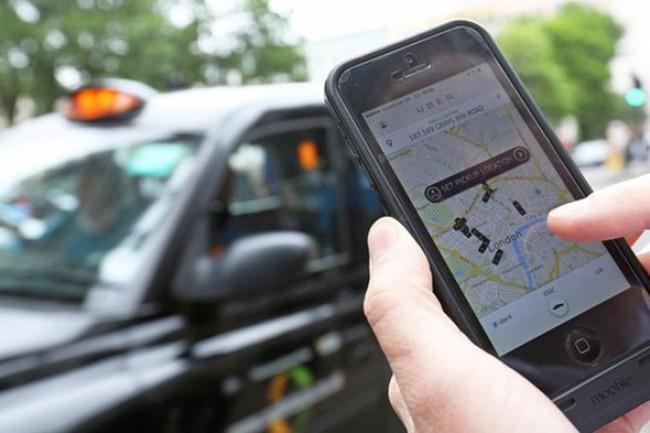 Uber là phương thức vận tải mới chứ không phải taxi
