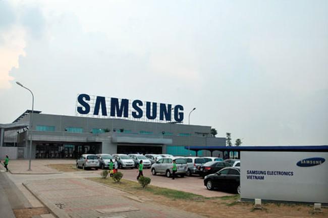 Samsung đầu tư vào Việt Nam: Từ điện tử, giao thông, công nghiệp tới bất động sản