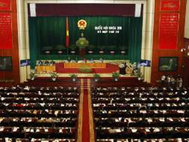 Đa số đại biểu tán thành với lấy phiếu tín nhiệm với 49 người