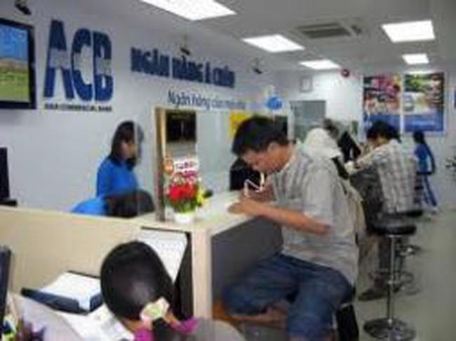 Ngân hàng tại Tp.HCM: 10 tháng lợi nhuận chỉ bằng 28,5% của năm 2011