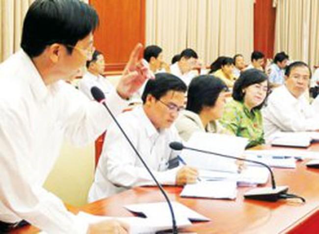 """Được """"ấn"""" chỉ tiêu thu NS rất cao - Giám đốc sở Tài chính Tp. Hồ Chí Minh nói gì?"""