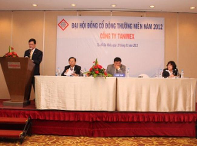 TIX: Năm 2013 tạm ngừng đầu tư dự án Chung cư, kế hoạch LNST giảm 30%