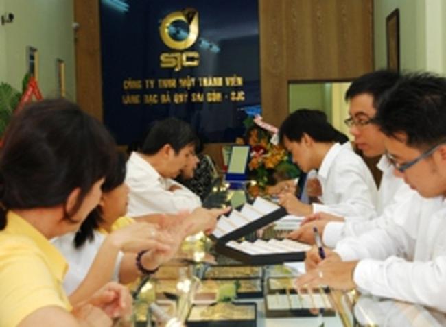 Vàng SJC: Quý I ước lãi 50 tỷ đồng