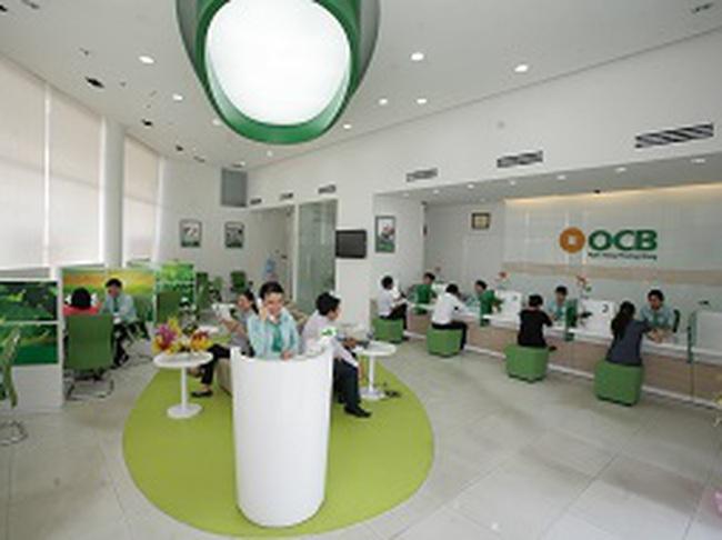 OCB: 6 tháng đầu năm đạt 154 tỷ đồng LNTT