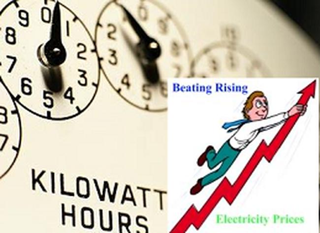 """Điện tăng giá – cách ứng phó với """"lũ""""?"""