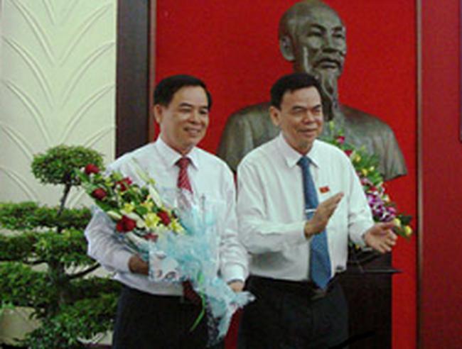 HĐND Bến Tre họp bất thường bầu ông Trần Ngọc Tam giữ chức Phó Chủ tịch UBND tỉnh