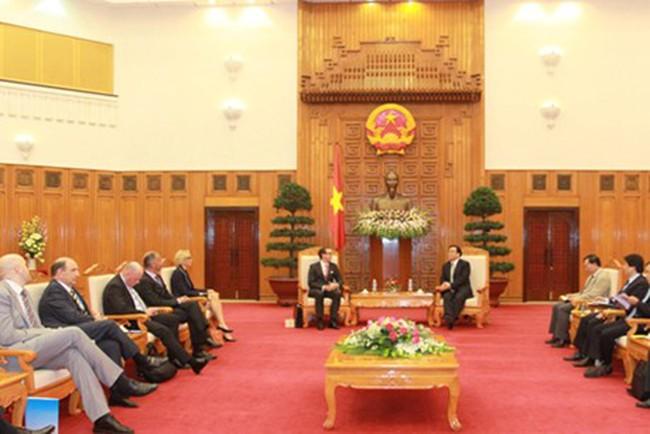 Doanh nghiệp Thụy Điển mong muốn tăng đầu tư ở Việt Nam