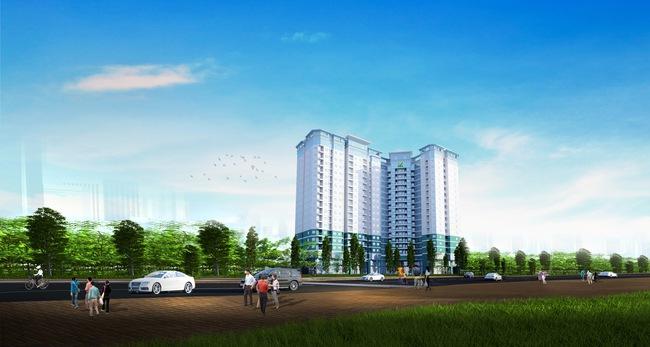 Hưng Thịnh mua lại toàn bộ 594 căn hộ dự án Hiệp Tân