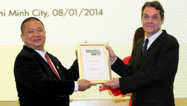 Chủ tịch Tôn Hoa Sen: Người nắm được đầu ra sản phẩm sẽ chiếm lĩnh thị trường