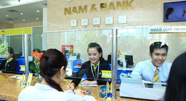 Nam A Bank: Dự trình tăng vốn lên 4.000 tỷ đồng, kế hoạch LNTT 210 tỷ đồng