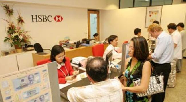 HSBC dự báo tăng trưởng tín dụng cả năm của Việt Nam chỉ 10%
