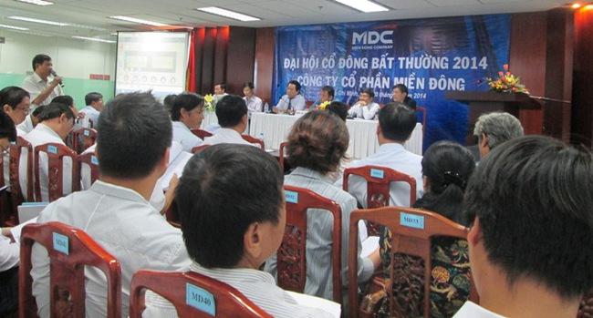 MDG: Sau lỗ nặng, cổ đông yêu cầu tính minh bạch