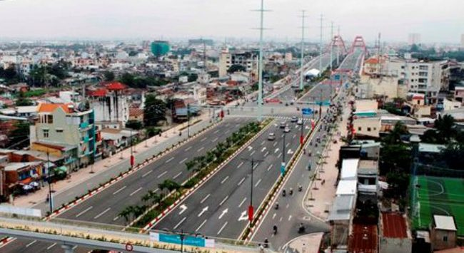 Tình hình một số công trình hạ tầng giao thông trọng điểm tại Tp. Hồ Chí Minh