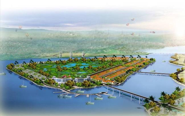 Quảng Ngãi tính chuyện rút dự án KBT Golf cao cấp đảo Hồng Ngọc của Năm Bảy Bảy