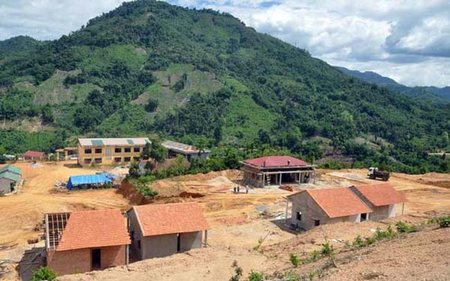 Nghệ An: Thông báo mời thầu một số công trình trên địa bàn tỉnh