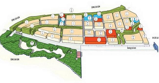 TP.HCM: Duyệt quy hoạch Khu dân cư Thạnh Mỹ Lợi B