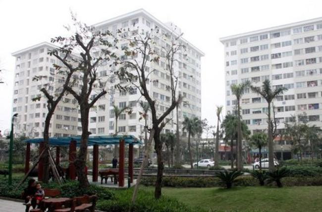 Hà Nội: Chỉ tiêu hoàn thành 22 dự án Nhà ở xã hội đến năm 2020