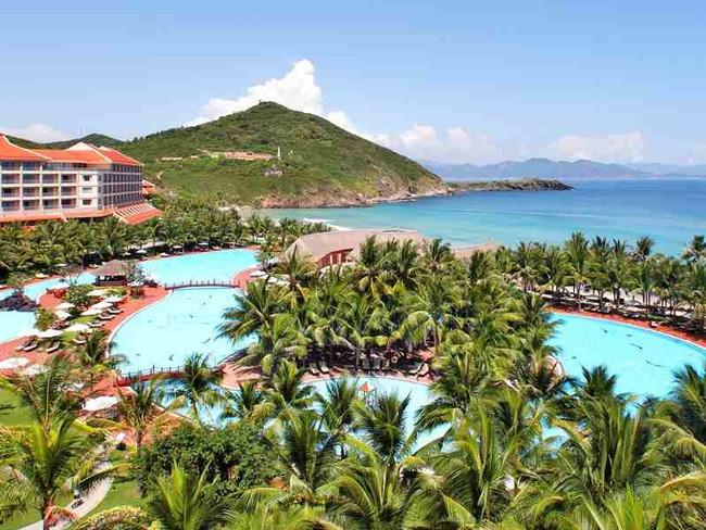 Nha Trang: Giao đất  thực hiện Dự án khu nghỉ dưỡng 5 sao Vinpearl Resort and Villas 2