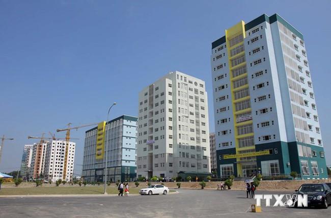 Hoàn thành ký túc xá hơn 2.000 chỗ ở cho sinh viên ĐHQG Hà Nội