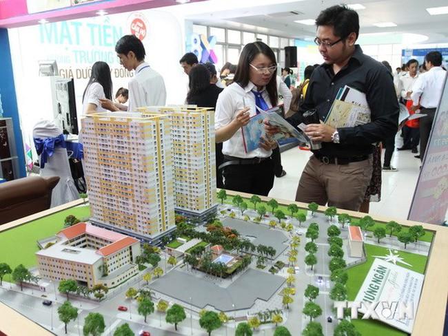 """Nhiều dự án bất động sản ở TP.HCM """"bung hàng"""" dịp cuối năm"""