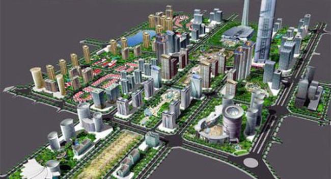 Xây khu đô thị nghìn tỷ tại Hà Đông
