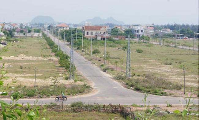 Thu hồi dự án Khu dân cư Điện Nam Trung