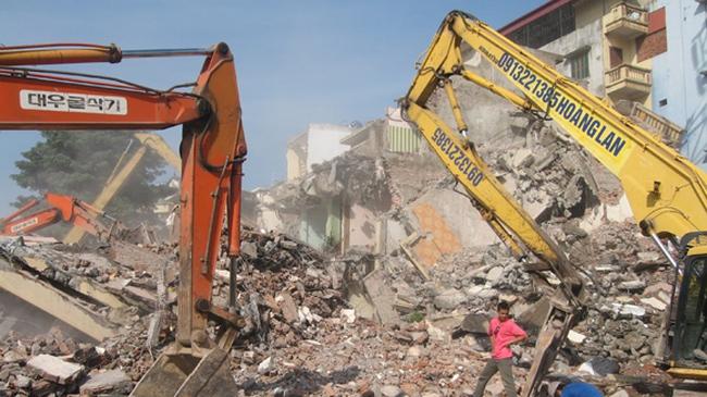 Hà Nội: Sẽ cưỡng chế GPMB 3 dự án tại quận Hoàng Mai