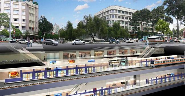 Sẽ cưỡng chế công ty ngáng chân tuyến metro