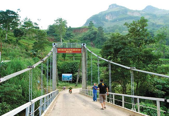 Xây dựng ba cầu mới nơi địa đầu Tổ quốc