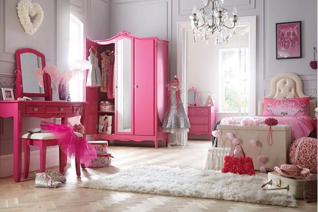 Ý tưởng thiết kế phòng ngủ cho bé nhà bạn