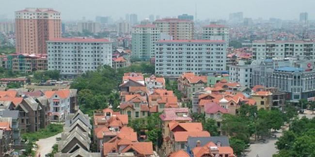 """Chính sách """"vực"""" thị trường bất động sản"""