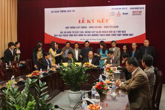 Gần 1.700 tỷ đồng xây dựng đường nối Bắc Ninh - Hải Dương