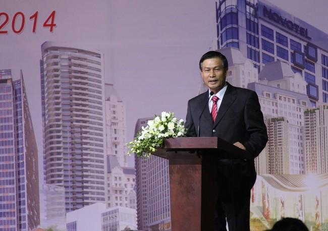 Coteccons chuyển nhượng toàn bộ cổ phần góp vốn tại địa ốc Phú Gia An