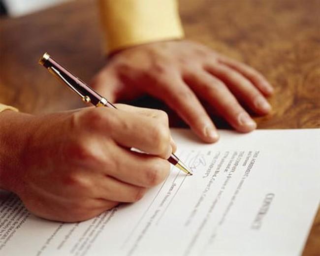 Xử lý hợp đồng lao động vô hiệu