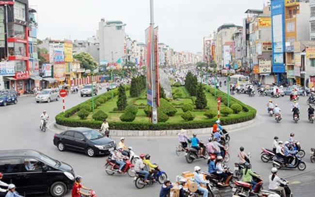 Điều chỉnh cục bộ chỉ giới đường đỏ nút giao Ô Chợ Dừa