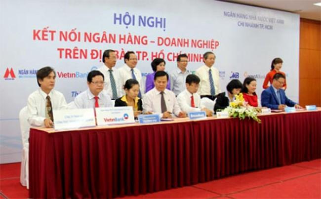 TP.HCM: Gần 38.000 tỷ đồng cho vay hỗ trợ doanh nghiệp
