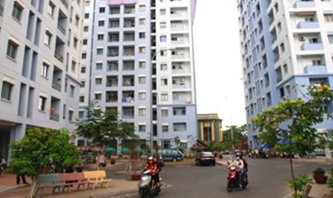 TP.HCM: 6.000 căn hộ tái định cư 2014-2015