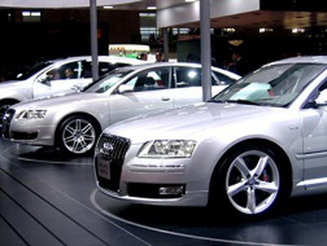 Thị trường ô tô tăng lại trong tháng 3