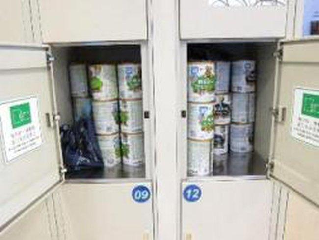 Hải quan Hồng Kông điều tra hành vi buôn lậu sữa bột trẻ em