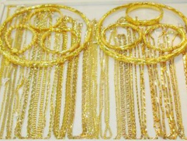 Báo động chất lượng vàng nữ trang