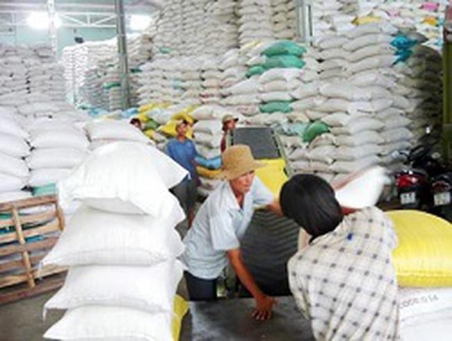 Lo lắng với giá gạo xuất khẩu
