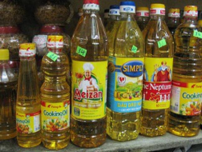 Đến lượt dầu thực vật nhập khẩu bị áp thuế tự vệ