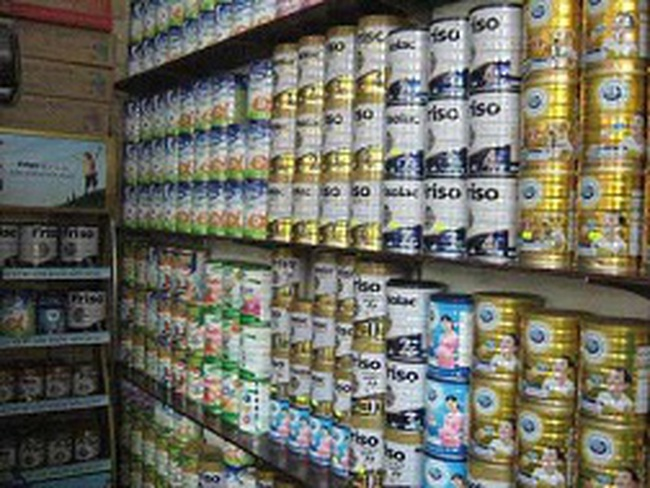 Vẫn khó kiểm soát việc giá sữa liên tục tăng cao