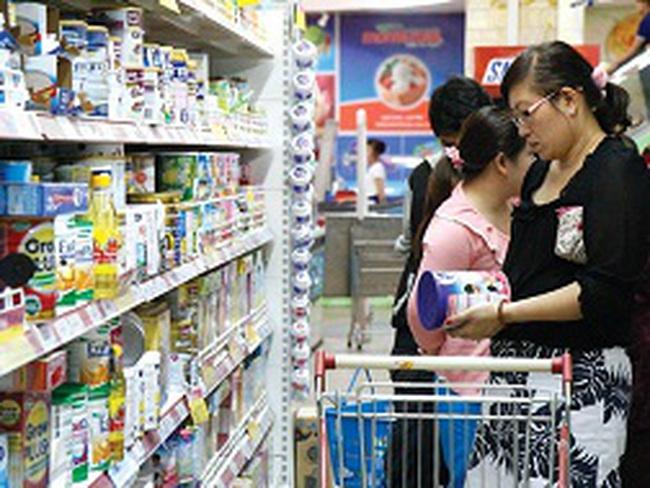 Các hãng sữa nội khẳng định không nhập nguyên liệu của Fonterra