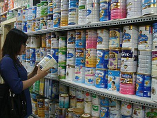 Vụ 'sữa nhiễm khuẩn vào VN': Thu hồi thêm sản phẩm Dumex Gold