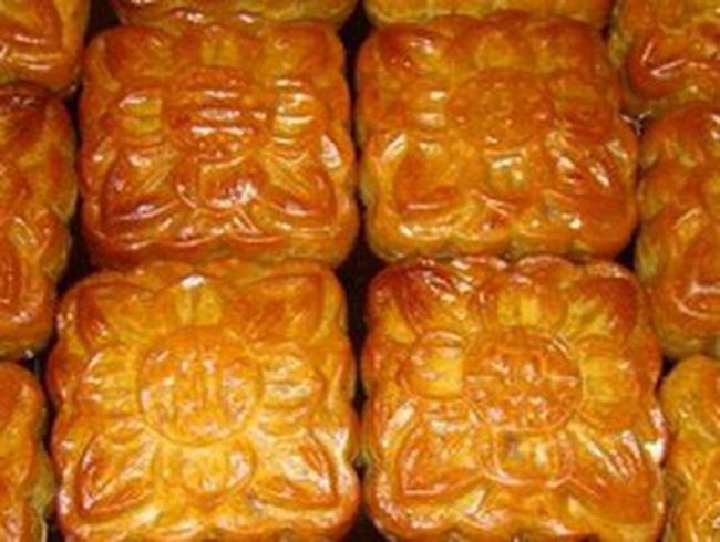 Giá bánh Trung thu đầu mùa tăng 5%-10%